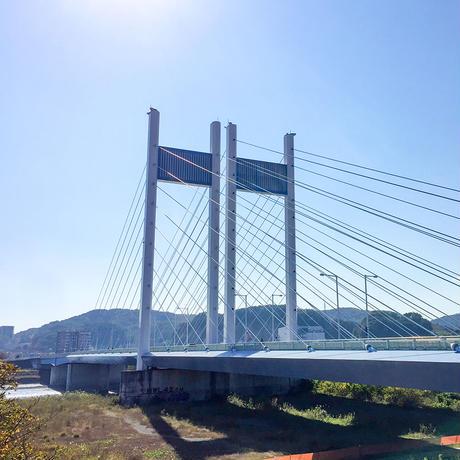 KOREMASA BRIDGE アクリルキーホルダー