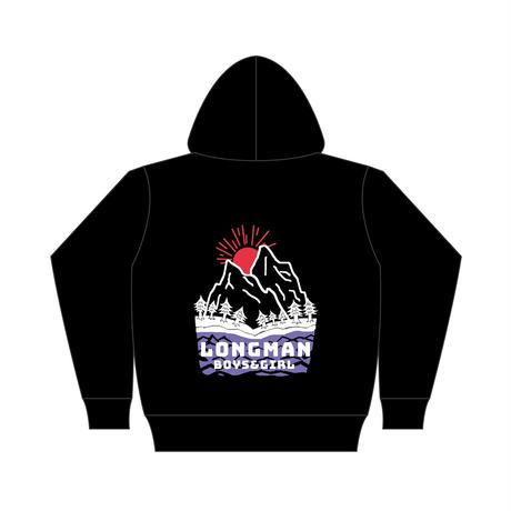 マウンテンパーカー(黒)【long-190082~84】