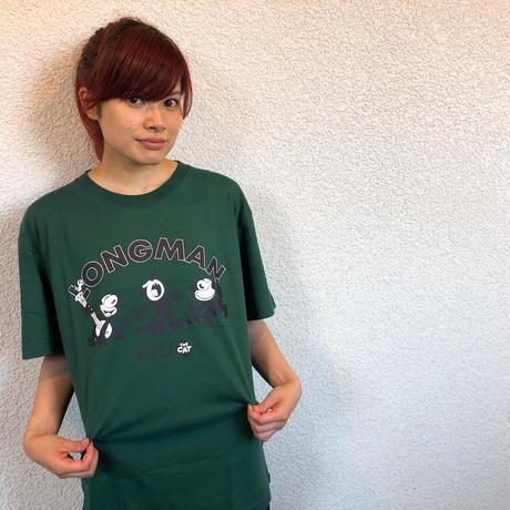 FELIX THE CAT×LONGMAN Tシャツ(緑)
