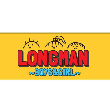 BOYS&GIRLフェイスタオル【long-190054】
