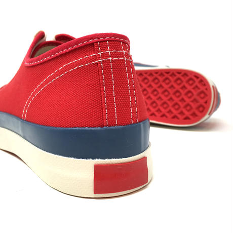 "【 toast FOOT & EYE GEAR 】""jam"" future red ( RED / BLUE )"