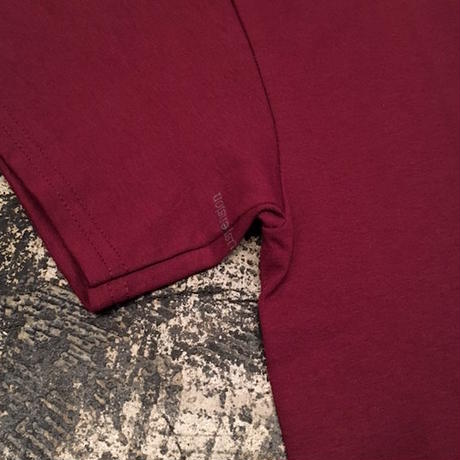 "【 tr.4 suspension 】""VULTURE"" S/S TEE ( BURGUNDY )"