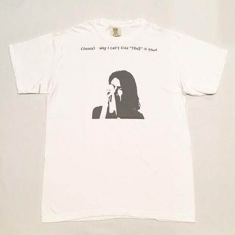 "【 tr.4 suspension 】"" tr.4 PRAYER "" S/S TEE ( WHITE )"