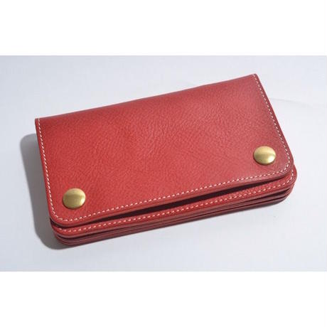 【 tr.4 suspension 】SHORT TRACKER WALLET ( RED )