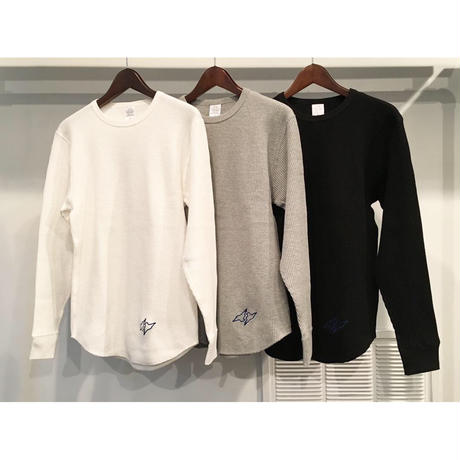 【 LONG SET ORIGINAL 】LSD-026 THERMAL LONG SLEEVE SHIRT ( 全3色展開 )