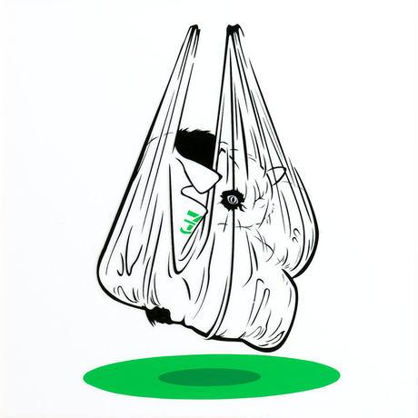 Bombay × Plastic Bag