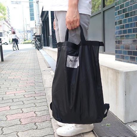 POST GENERAL ポストジェネラル PACKABLE  2WEY BAG パッカブル ツーウェイバッグ