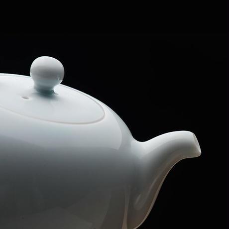 青釉茶壺 PC045