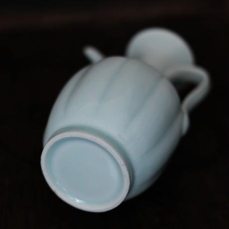 青白磁お銚子 PW031