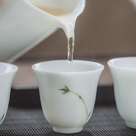 手描き茶海 竹 PG024