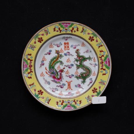 お皿(ヴィンテージ) PQ016