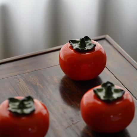 柿の茶筒 PG015