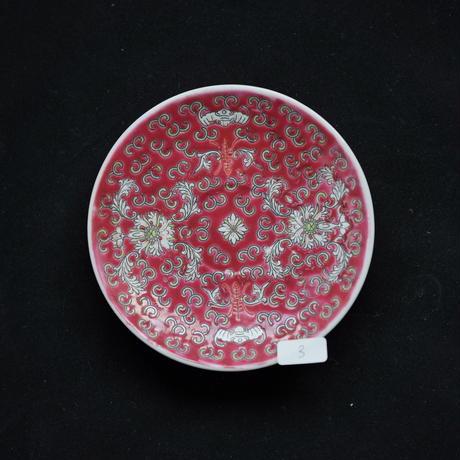 お皿(ヴィンテージ) PQ018