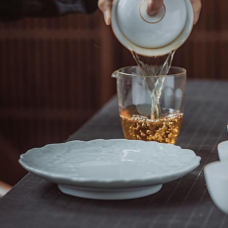 雲鹤茶盤 PG012