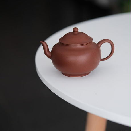 紫粘土茶壺 PW057