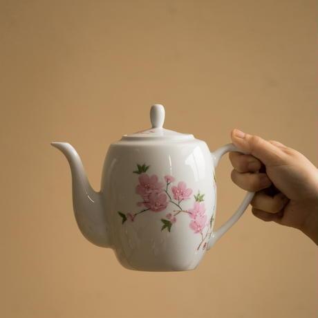 茶壺(ヴィンテージ) PA027