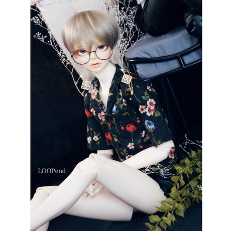 7SENSE Blooming ver.(Black)