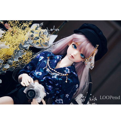 7SENSE Blooming ver.(Navy)