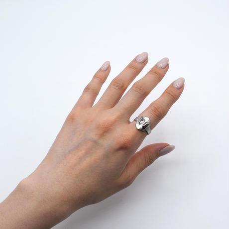 Crystal world ring 03
