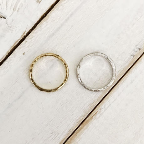 Stone ring  2mm