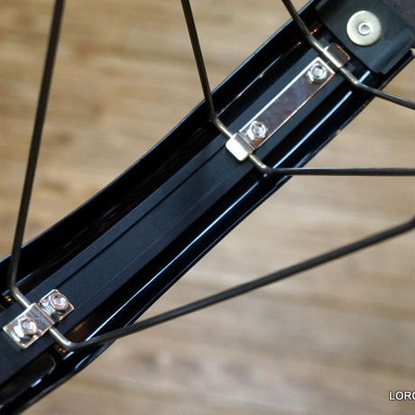 Multi-S Mudguard Wheel and 補強プレートセット