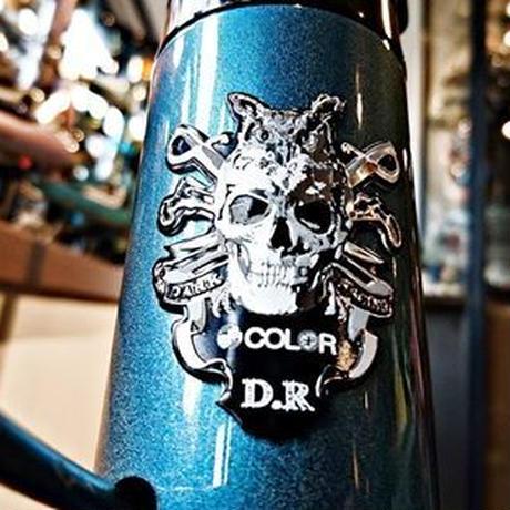 ColorPlus DarkRacingメタルエンブレム