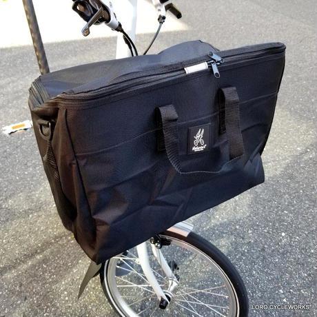VALERIA'S Basket Bag Ⅱ【Black】