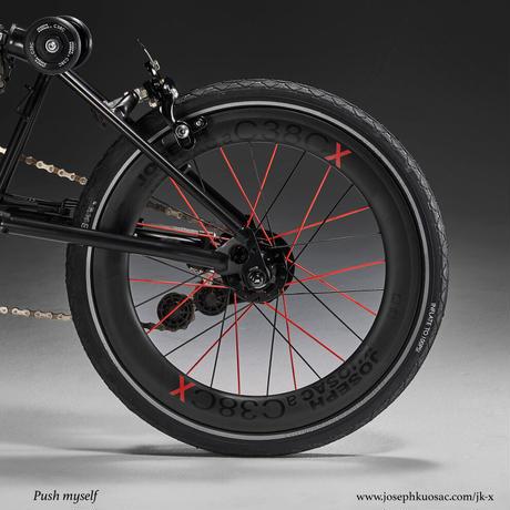 JK X Wheel Set for 2SPEED
