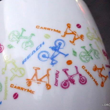 pacificCyclesマグカップ