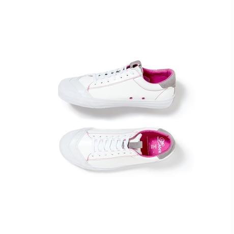 Schooler Low/White x Momo Pink