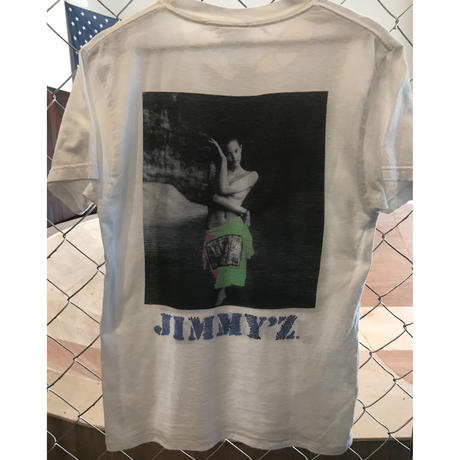 80s~ Jimmy`z   T-shirt  vintage  (used)