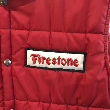 80s Fire stone (swingster body)レーシングベスト