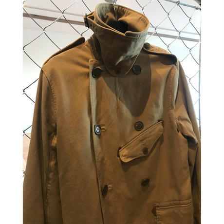 RRL British trench coat