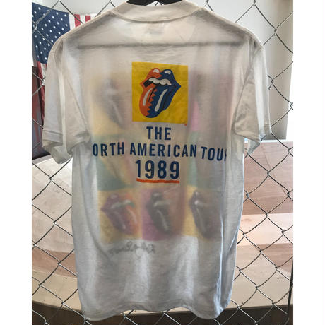 80`s Rolling stones vintage T-shirt (used)