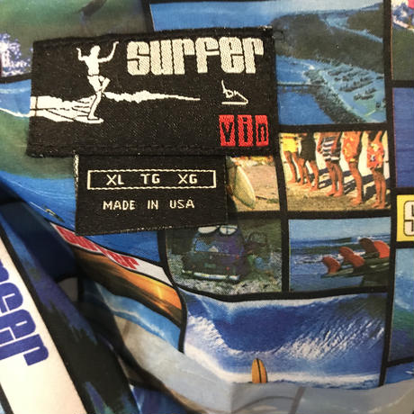 70s SURFER by VIN  shirt(used)