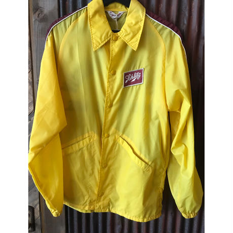 70s~ swingster coach jacket (Schlitz beer)