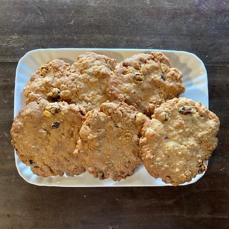 自家製グラノーラのクッキー 6個セット