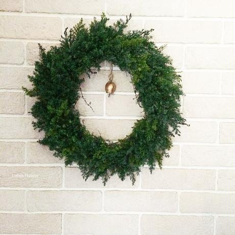 受注制作 Soft Himsugi wreath L
