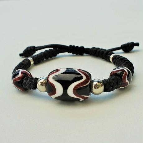 蜻蜓雅築珠芸工作室*海角七號モデル 勇士の珠ブレスレット
