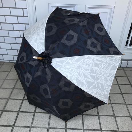 ハンドメイド 日傘 de 大島紬 夏陽