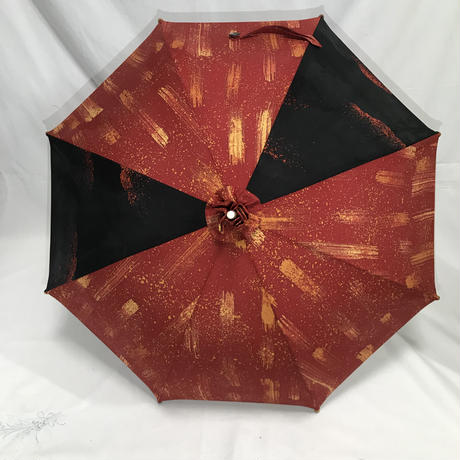 ハンドメイド 日傘 de 着物 風光る