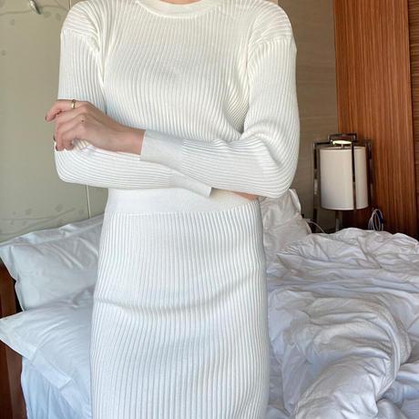 white knit set up psr3