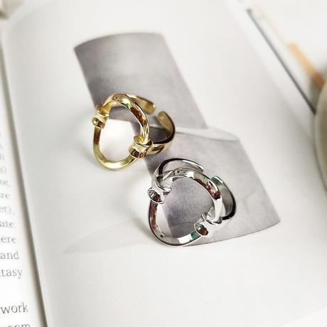 【ゆうパケ対象】silver925  oval ring