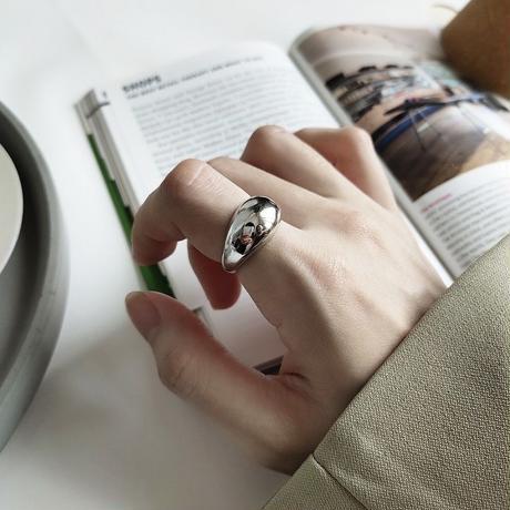【ゆうパケ対象】silver925 volume ring