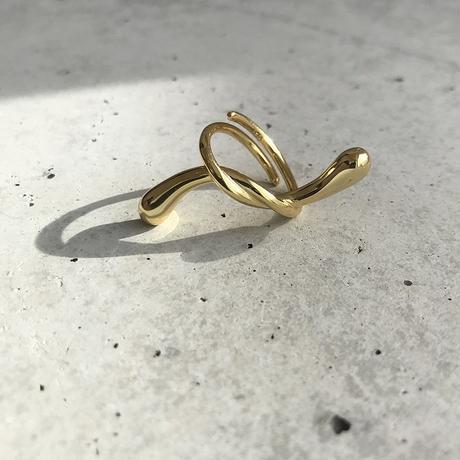 drop twist ring