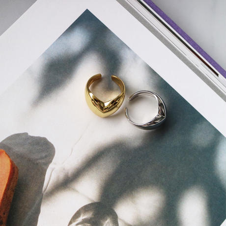 silver入荷【ゆうパケ対象】silver925 heart design ring