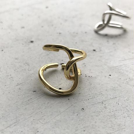 silver入荷【ゆうパケ対象】silver925 wide cross ring