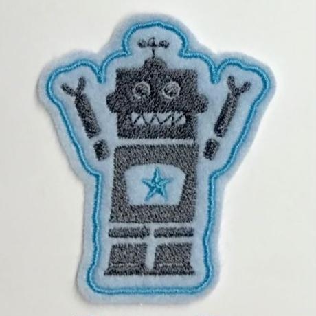 ROBOTS*刺繍ワッペン*