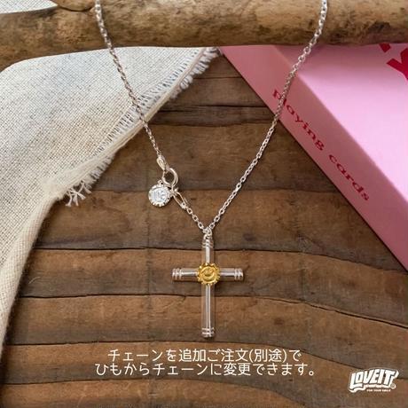 【イニシャル刻印付き】選べるクロストップ細
