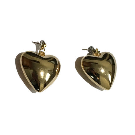 k3&co. HEART EARRING
